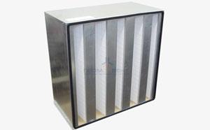 Фильтры систем вентиляции: назначение и виды